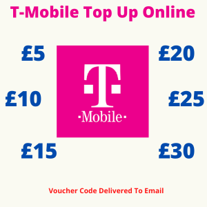 T-Mobile Top Up Online